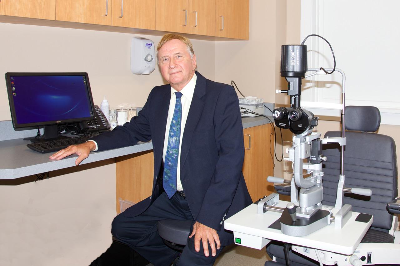 Dr. Gregory Krohel (2)